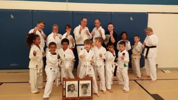 Hagersville Wado Karate Club 2017/2018