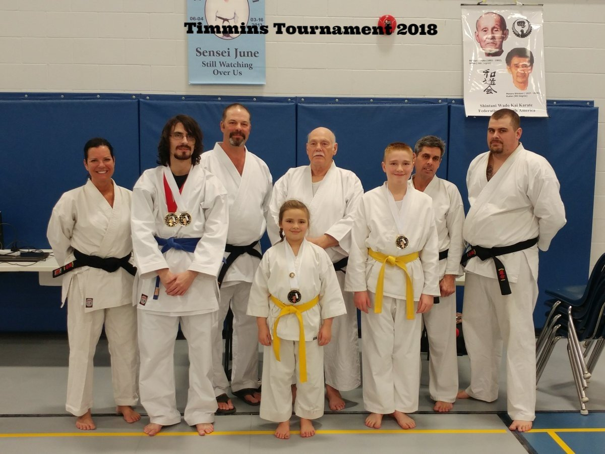 Timmins Tournament 2018